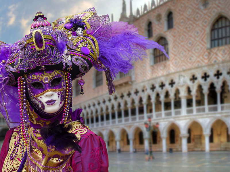 Carnevale Venezia 2019 Offerta 5x4 Dormi 5 notti paghi 4, offer for Venice Carnival 2019: sleep five nights and pay for four
